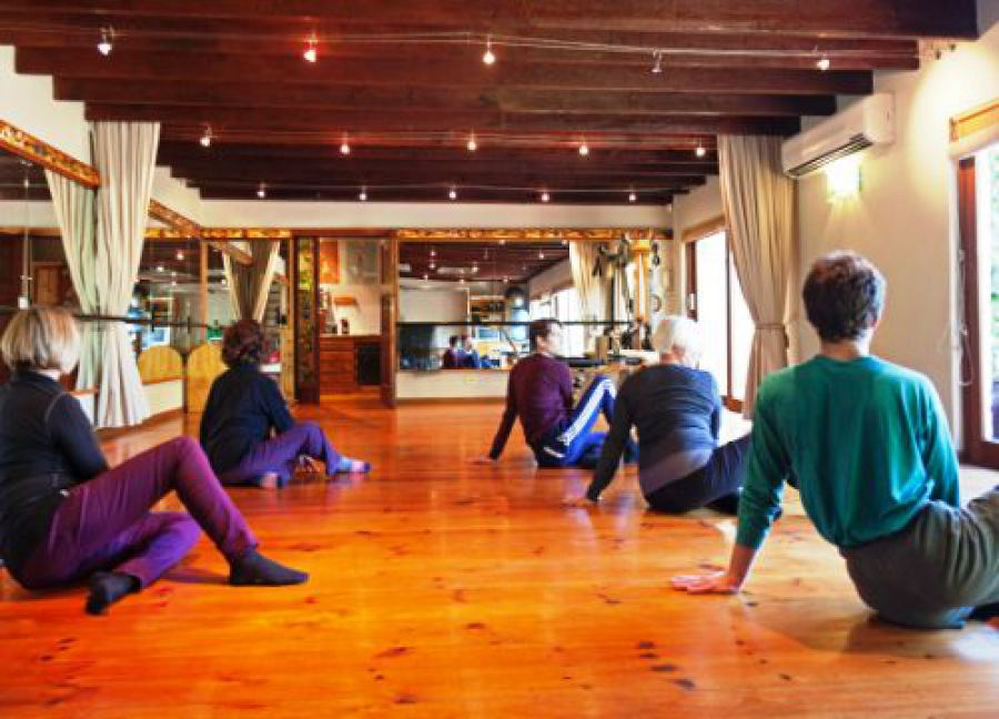 New Evening Class: Freedom to Move